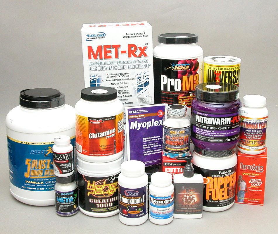 The unofficial history of sports supplements in the USA - Part I
