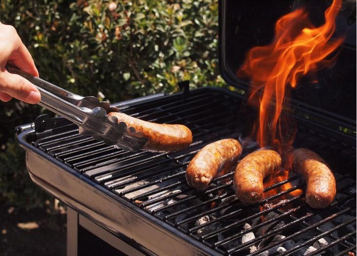 BBQ-ing safely
