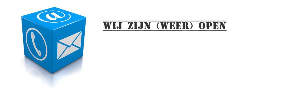 Een nieuwe webwinkel