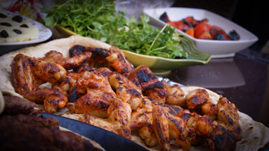 Six tips on how to stay healthy at a BBQ
