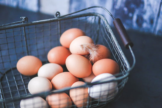 Six reasons why eggs are awesome superfoods