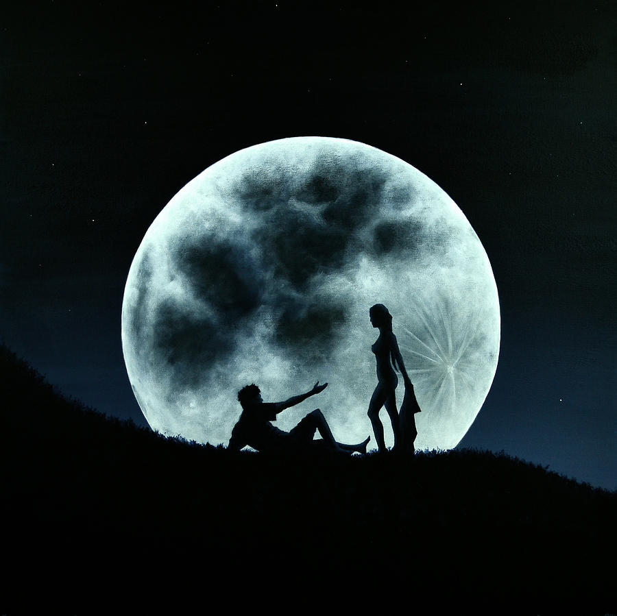 Influence of the moon on our behaviour