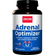 Adrenal Optimizer 120 tabletten - kamille, shativari, ashwagandha, gotu kota, rhodiola, Siberische ginseng, zoethout, DMAE | Jarrow Formulas