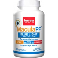 Macula Protective Factors 60 softgels - luteïne, astaxanthine en zeaxanthine | Jarrow Formulas