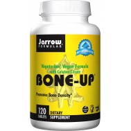 Vegan Bone-Up120 tablets - calcium, magnesium, vitamin C, D,  K2 (MK-7) | Jarrow Formulas