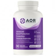Advanced Bone Protection 30 capsules - Milk Basic Protein increases bone mineral density | AOR