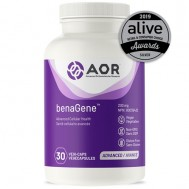 Benagene 30 capsules -  oxaloacetic acid, stimulates over 350 anti-aging genes | AOR