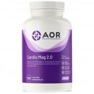 Cardio Mag 2.0 120 capsules - magnesium orotate | AOR