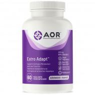 Estro Adapt 60 capsules - broccoli (DIM), hop, calcium glucaraat en choline | AOR