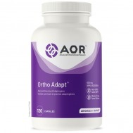 Ortho Adapt 120 capsules - adrenal gland, vitamins, licorice root, ashwagandha, Siberian ginseng, and rhodiola | AOR