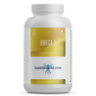 Marinol Omega-3 Visolie 180 softgels - pure high-quality fish oil | Power Supplements