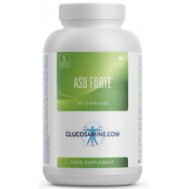 ASU Forte 180 capsules - 300mg AvoVida, cat's claw and ginger root | Power Supplements