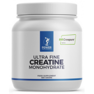 Creatine Monohydrate 600g  - creatinemonohydraatpoeder | Power Supplements