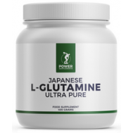 Glutamine 400g - glutaminepoeder | Power Supplements