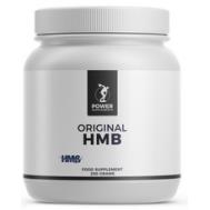 HMB poeder 200g - beta-hydroxy-beta-methylbutyraat | Power Supplements