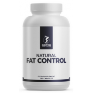 Natural Fat Control 180 capsules - groene thee, kurkuma, druivepittenextract met OPC  | Power Supplements