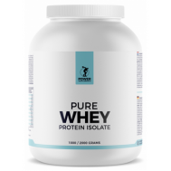 Whey Protein Isolate 2kg wei-eiwitisolaat | Power Supplements