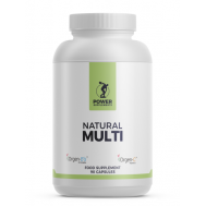 Natural Multi 90 softgels - natuurlijke multi | Power Supplements
