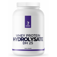 Whey Protein Hydrolysate DH25 1kg - wei-eiwithydrolisaat naturel | Power Supplements