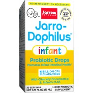 Jarro-Dophilus Infant drops - probiotic with 1 billion Bifidobacterium infantis per serving | Jarrow Formulas