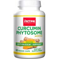 Curcumin Phytosome 60 capsules -  Curcuma longa + phosphatidylcholine | Jarrow Formulas