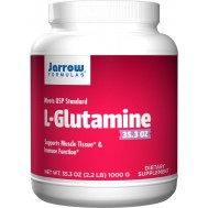 Glutamine powder 1kg | Jarrow Formulas
