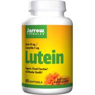 Lutein 20mg 60 softgels - lutein and zeaxanthin | Jarrow Formulas