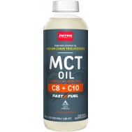 MCT Oil Liquid - Medium Chain Triglycerides from coconut oil | Jarrow Formulas