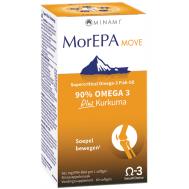 MorEPA Move 60 softgels - hooggedoseerde EPA-formule met kurkumafytosoom | Minami Nutrition