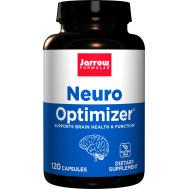 Neuro Optimizer 120 capsules - citicoline, phosphatidylserine, phosphatidylcholine, acetyl-L-carnitine, taurine | Jarrow Formulas