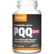 PQQ 10mg 30 capsules - pyrroloquinoline quinone | Jarrow Formulas