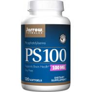 PS-100 120 softgels - phosphatidylserine | Jarrow Formulas