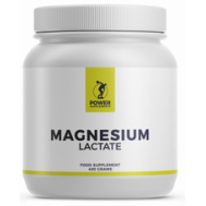Magnesium lactate 400g | Power Supplements