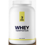 Whey Temptation 1kg - wei-eiwitconcentraat | Power Supplements