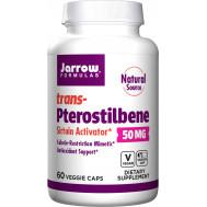 Pterostilbene 60 capsules - active ingredient in resveratrol | Jarrow Formulas