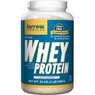 Whey Protein 100% Natural 908g Unflavoured | Jarrow Formulas