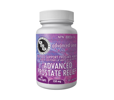 Advanced Prostate Relief 60 caps - discontinued | AOR