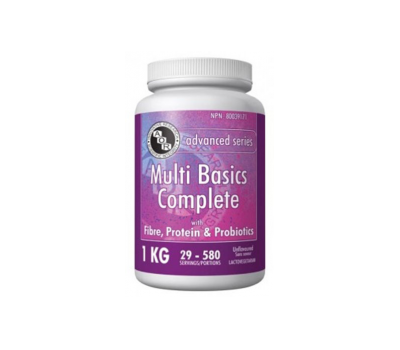 Whey - Multi Basics Complete 1kg - discontinued