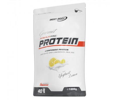 Gourmet Premium Pro Protein 1kg Yoghurt Lemon