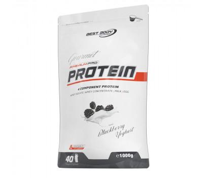 Gourmet Premium Pro Protein 1kg Blackerry Yoghurt