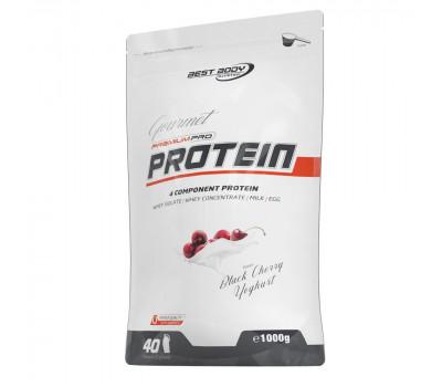 Gourmet Premium Pro Protein 1kg Black Cherry Yoghurt