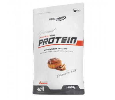 Gourmet Premium Pro Protein 1kg Cinnamon Roll