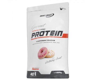 Gourmet Premium Pro Protein 1kg Birthday Donut