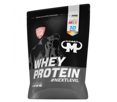 Whey Protein Mixed Bag - sachets of whey protein in 10 delicious flavours | Mammut Nutrition