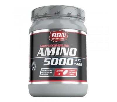 Amino 5000  325 tablets - all muscle-building amino acids in one tablet   Best Body
