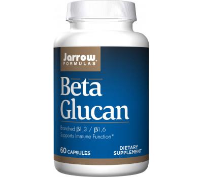 Beta Glucan 60 capsules uit Saccharomyces cerevisiae | Jarrow Formulas