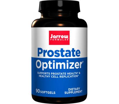 Prostate Optimizer 90 softgels - saw palmetto, vitamine D3, lycopeen, brandnetel, pollen en boswellia   Jarrow Formulas