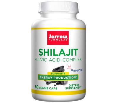 Shilajit Fulvic Acid complex 60 capsules   Jarrow Formulas