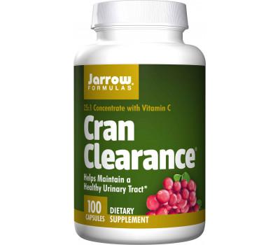 Cran Clearance 100 caps - 12:1 cranberry concentrate from Vaccinium macrocarpon | Jarrow Formulas