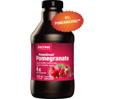 PomeGreat Pomegranate Juice Concentrate 710ml | Jarrow Formulas